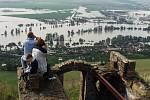 Povodeň 2002 - 15. srpen.