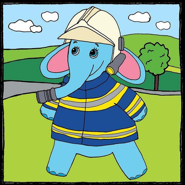Hasičský slon Hugo
