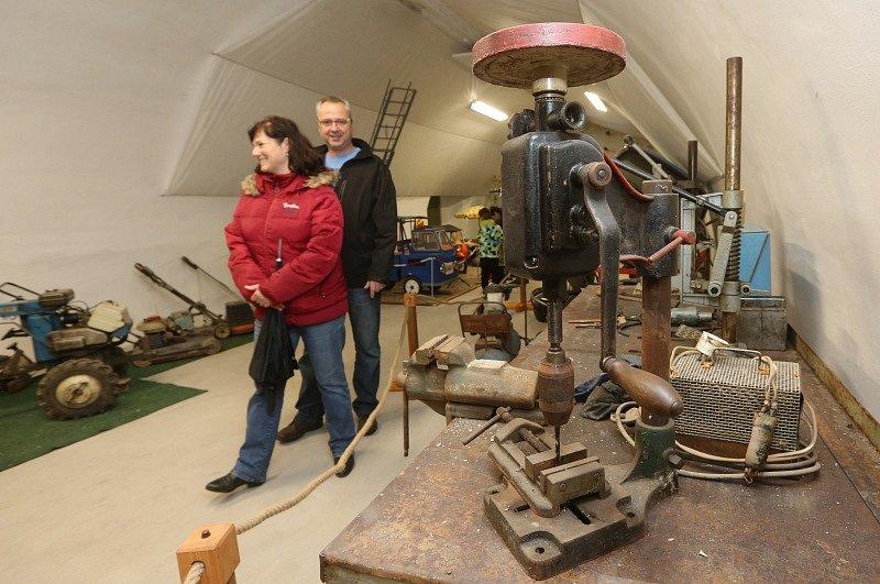 Muzeum nostalgie v Terezíně