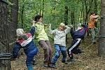 DEN s Lesy České republiky proběhl v sobotu na hradě Kostomlaty a v jeho okolí.