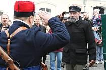Den českých řemesel v Ústěku - čtvrtek 28. října 2010.
