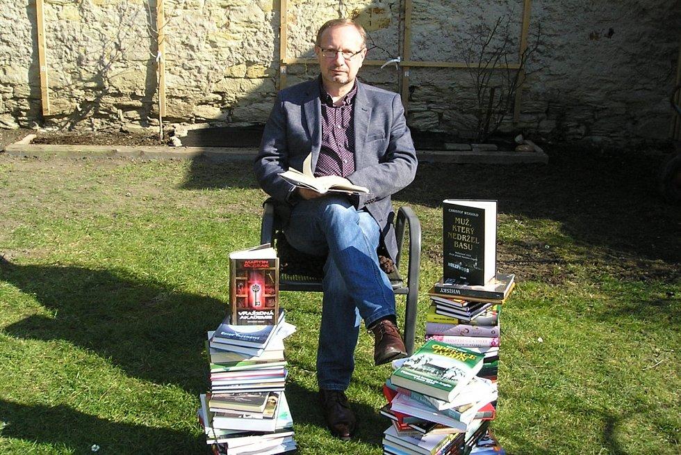 Překladatel a tlumočník Tomáš Kurka