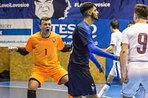 Čeští futsalisté do 21 let se utkali v přípravě s Francií.
