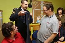 Kariéru hasiče Grund zakončil v Diakonii