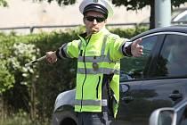 Soutěž policejních regulovčíků se uskutečnila v Ústí nad Labem.