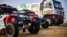 Roudnická Buggyra představila posádky pro nadcházející Dakar