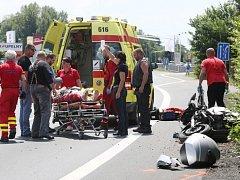 Nehoda před Litoměřicemi