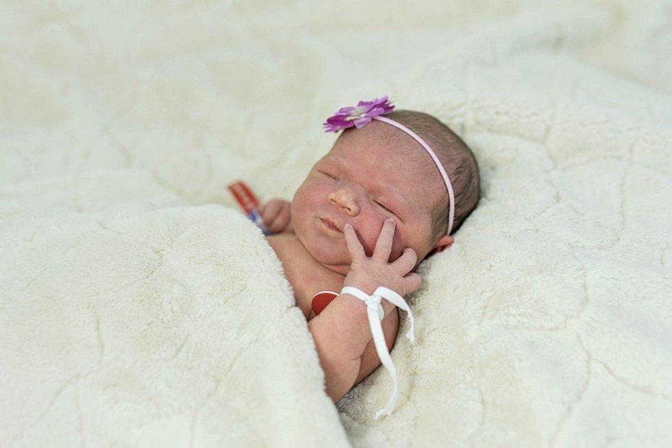 Anna Kubišová se narodila Daně a Vojtěchu Kubišovým z Čížkovic 8. listopadu 2018 v Roudnici n. L. (3,67 kg a 50 cm).