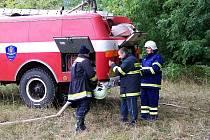 Z archivu libkovických hasičů.