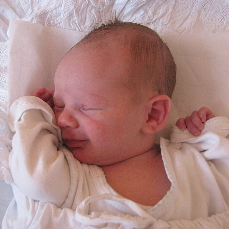 Kateřině a Davidovi Štěpánkovým z Přestavlk se v roudnické  porodnici 15. dubna ve 12.45 hodin narodila dcera Elen Štěpánková (49 cm, 2,94 kg). Blahopřejeme!