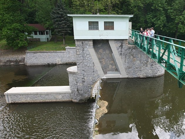 Jez na Ohři v Doksanech je po rekonstrukci
