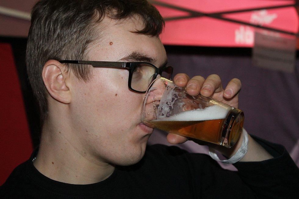 Košt piv, ilustrační foto.