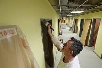 V litoměřické nemocnici dokončují nové sály
