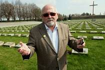 Ředitel Památníku Terezín Jan Munk.