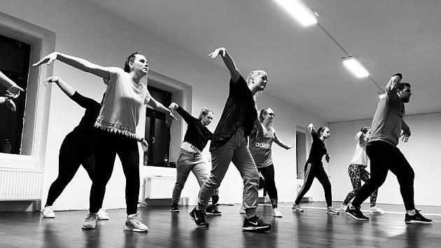 Tanečník Ondřej Bohata