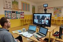Jak žáci a učitelé trávili 21. den 21. roku 21. století v Litoměřicích.