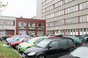 Podřipská nemocnice v Roudnici nad Labem.