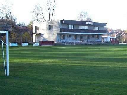 Fotbalový stadion SK Sokol Brozany