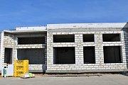 Představení hrubé stavby výzkumného geotermálního centra v Litoměřicích