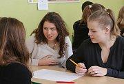 Studenti z gymnázia v německé Fuldě se setkali se studenty v Litoměřicích.