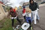 Litoměřice, Uklidíme Česko, celonárodní akce na úklid, v Litoměřicích se zůčastnil i ministr životního prostředí Richard Brabec, který v Litoměřicích bydlí