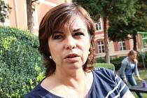 Ředitelka Domova se zvláštním režimem v Terezíně Jana Ryšánková.