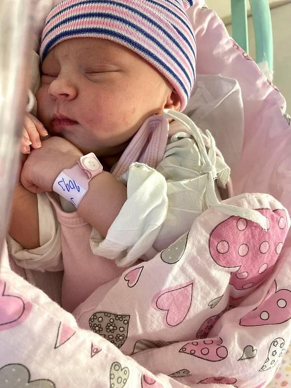 Rodičům Štěpánce Kolínské a Lukáši Janáčkovi se v úterý 7. září v 18:50 hodin narodila dcera Kristina Janáčková. Měřila 49 cm a vážila 3,09 kg.