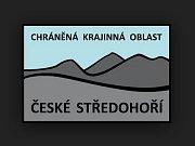 CHKO České středohoří - logo.