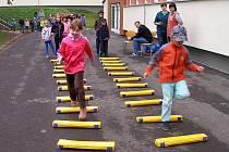 Ve čtvrtek 24. září se na Základní škole Havlíčkova v Litoměřicích uskutečnil projektový den s názvem Krtečkova olympiáda.
