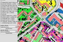 Homepage mapového serveru Lovosic.