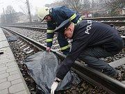 Tragická nehoda na trati, ilustrační foto.