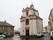 Pravoslavný kostel sv. Václava v Litoměřicích