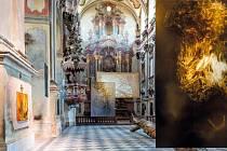 Výstava je přístupna do 26. září v bývalém jezuitském kostele Zvěstování Panny Marie (Jezuitská 22, Litoměřice), a to denně od 10 do 18 hodin.