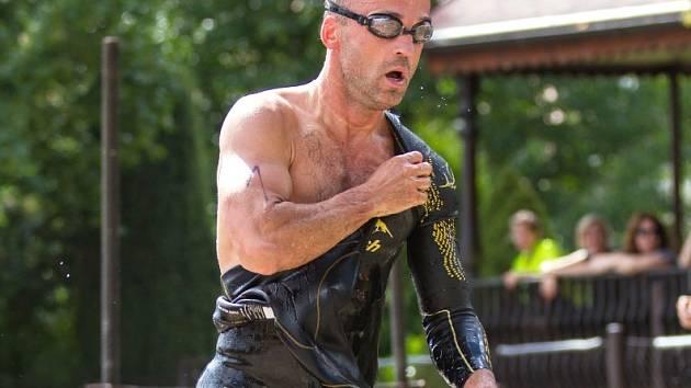 RUDOLF COGAN se letos zúčastnil jen jednoho závodu, v Hostěnicích ale vyhrál.