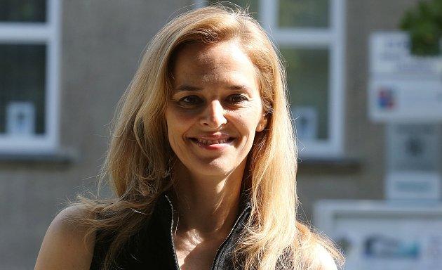 Bývalá studentka litoměřického gymnázia a současná moderátorka a redaktorka České televize Světlana Witowská.
