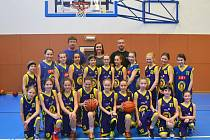 Mladší minižačky basketbalového Slovanu se od pátku 29.4. do neděle 1.5. zúčastní Festivalu mladších minižákyň, který tentokrát pořádá SBŠ Ostrava.