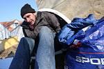 Provizorní přístřešek Iglu pro bezdomovce mají už i Litoměřice.
