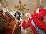Libochovický zámek chystá na pátek a sobotu večer plný pohádek.