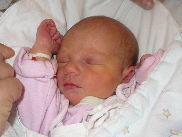 Petře Zídkové Benkové a Richardu Zídkovi z Nových Kopist se 18.9.  ve 3 hodiny narodila v Roudnici nad Labem dcera Anastázie Zídková (48 cm, 2,87 kg).