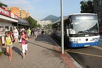 Školní autobusy jezdily ve čtvrtek ráno bez problémů