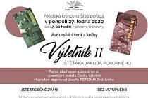 Autorské čtení ve Štětí.