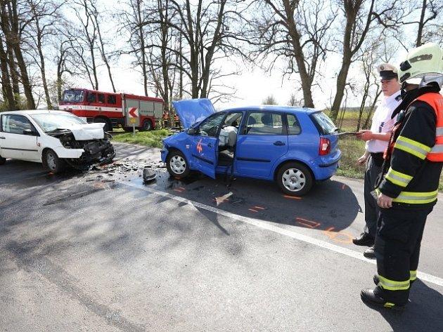 Vážná nehoda u Nučnic