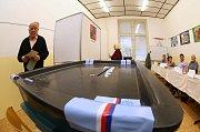 Sobotní volby v Roudnici nad Labem