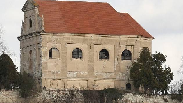 Kostel Nejsvětější Trojice v Zahořanech