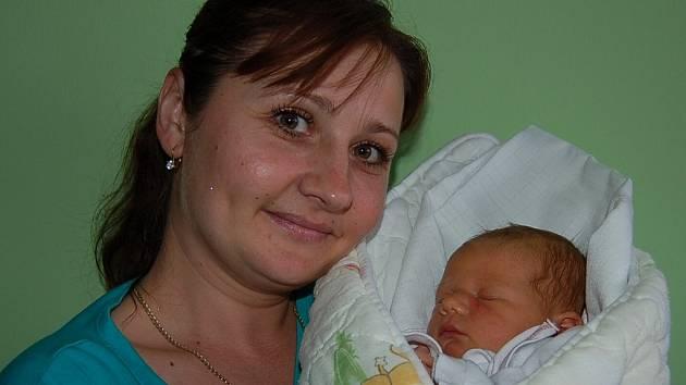 Lence Šamsové a Lukáši Horáčkovi z Račiněvsi  se 8. dubna v 10:22 hodin narodila v Litoměřicích dcera Sofie Horáčková (52 cm, 3,53 kg).
