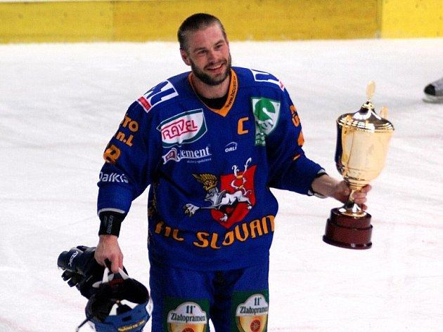 Milan Antoš přichází pomoci Litoměřicím v boji o play-off.