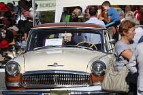 Tradiční sraz autoveteránů letos v Roudnici nebude.