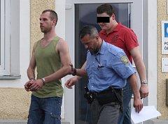 Zadržení zloděje uren