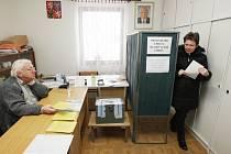 Prezidentské volby v Chodovlicích