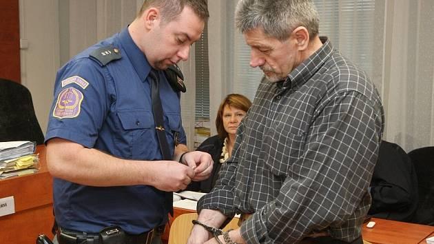 Osm let má strávit ve vězení Lubomír Brlica, který byl podle soudu hlavou celé skupiny.